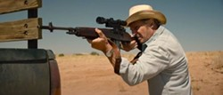 Liam Neeson in The Marksman - OPEN ROAD PICTURES