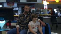 Justin Timberlake and Ryder Allen in Palmer - APPLETV+
