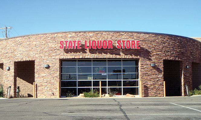 DABC employees may soon see a pay increase, thanks to a bill passing that allows state run liquor stores to retain enough profit to pay employees more competitive wages. - BLIP BILLBOARDS