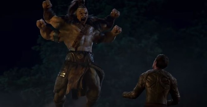 Mortal Kombat - WARNER BROS. FILMS