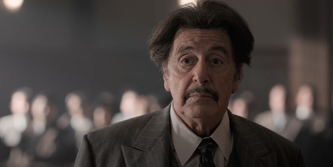 Al Pacino in American Traitor: The Trial of Axis Sally - VERTICAL ENTERTAINMENT
