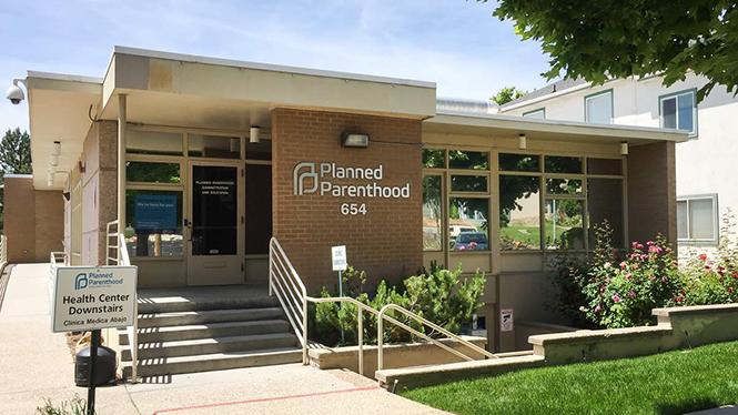 Planned Parenthood Association of Utah - COURTESY PHOTO