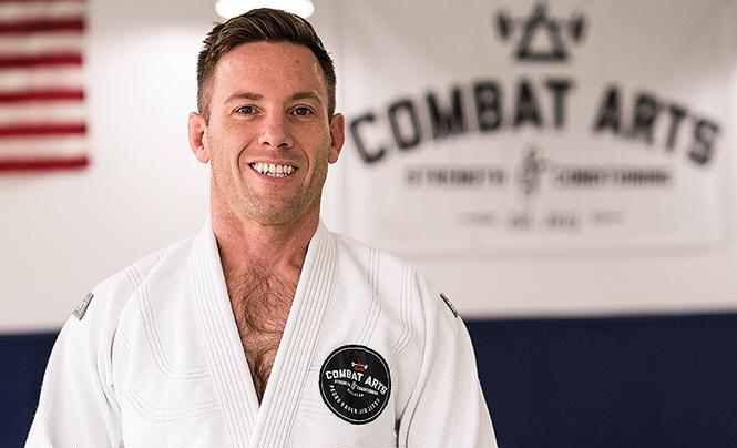 John McKean, - Combat Arts Strength - & Conditioning - COURTESY PHOTO