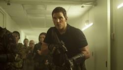 Chris Pratt in The Tomorrow War - PARAMOUNT PICTURES / AMAZON PRIME