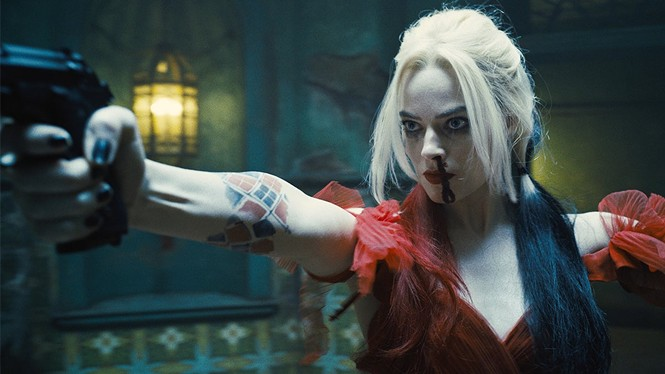 Margot Robbie in The Suicide Squad - WARNER BROS. PICTURES