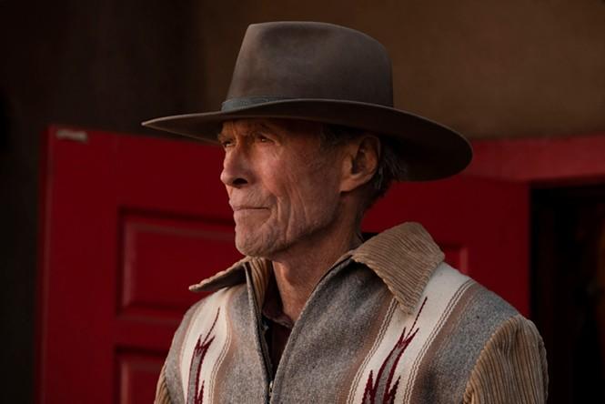 Clint Eastwood in Cry Macho - WARNER BROS. FILMS