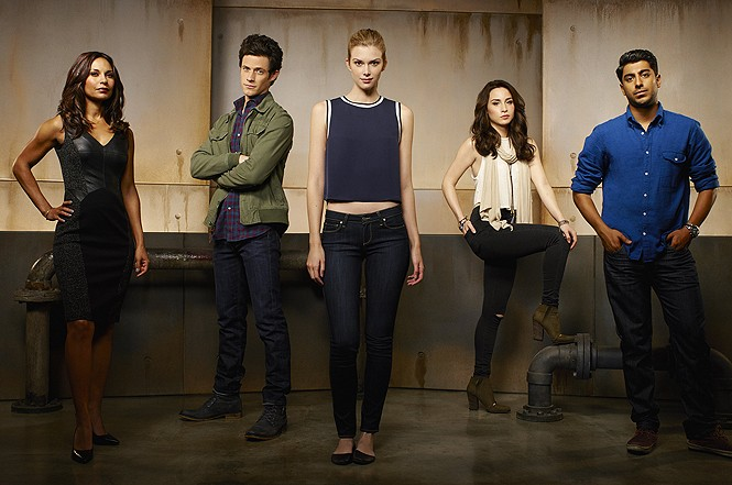 Stitchers (ABC Family)