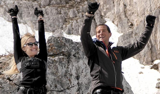 Running Wild With Bear Grylls (NBC)
