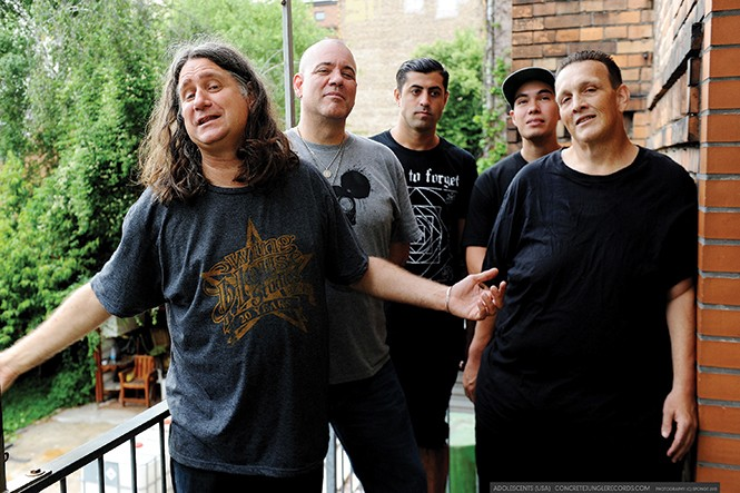 The Adolescents