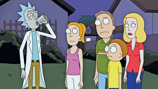 Ricky & Morty (Adult Swim)