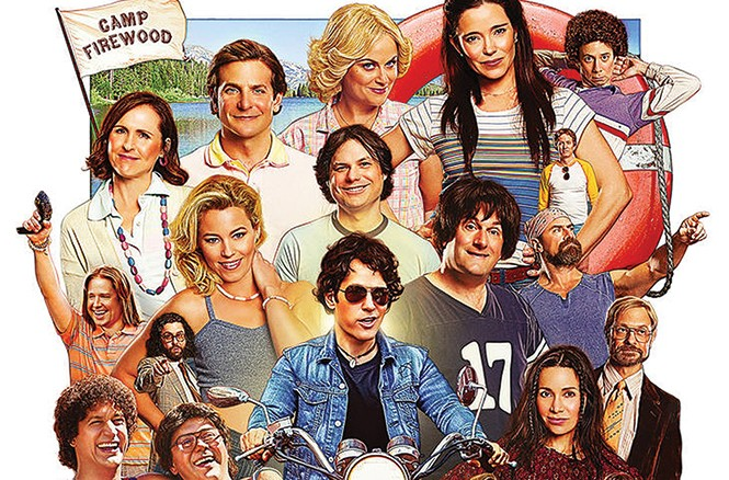 Wet Hot American Summer: First Day of Camp (Netflix)