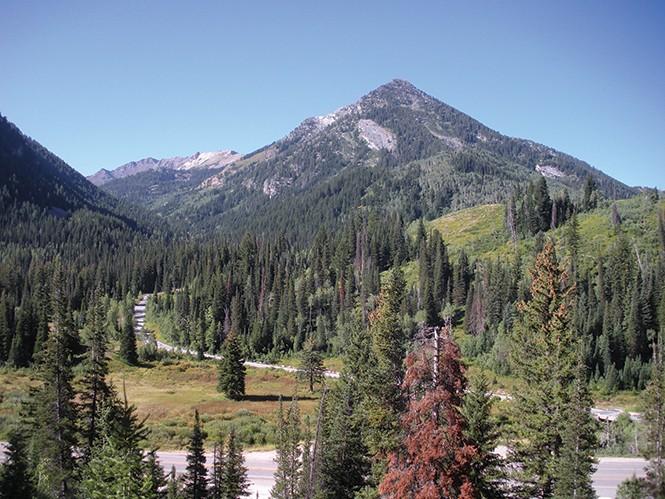 Kessler Peak
