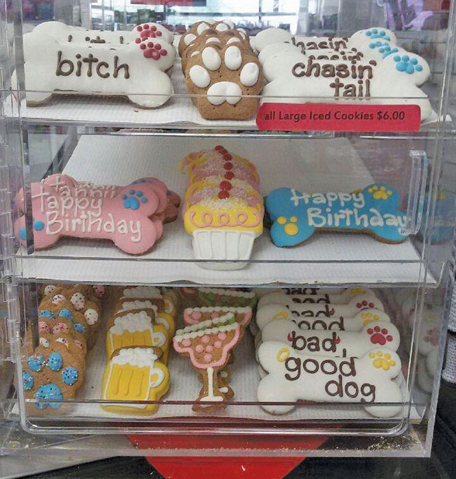 Ma & Paws Bakery