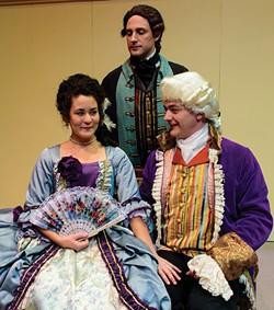 Utah Repertory Theater:Amadeus