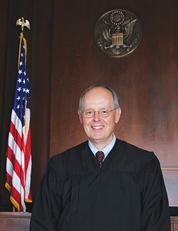 Judge David Nuffer