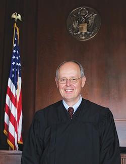 Judge David Nuffer