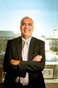 Salt Lake County District Attorney Sim Gill - NIKI CHAN
