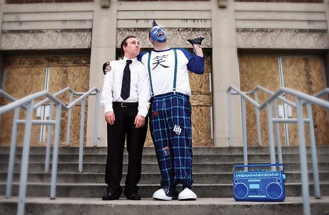 The Hive Theatre Co.: The Secret Lives of Clowns