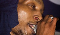 Del Tha Funky Homosapien - (PHOTO: JUSTIN PENNER/ENTER THE INFERNO)