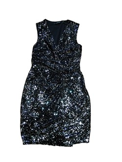 Sequined dress - ARK & CO.