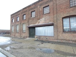 Three warehouses near 400 South & 700 West are in a hot Salt Lake City revitalization district. - BABS DE LAY