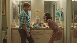 Jesse Plemons and Molly Shannon in Other People - (PHOTO COURTESY GETTIN' RAD PRODUCTIONS)