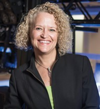 Salt Lake City Mayor Jackie Biskupski