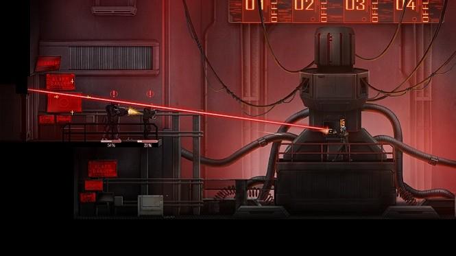 LAZERS! I finally get some cyberpunk with friggin' lazers! - DREADLOCKS LTD