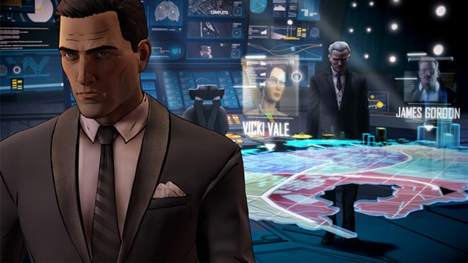 """""""Sir, you have to choose, which one gets the red rose tonight."""" - TELLTALE GAMES"""