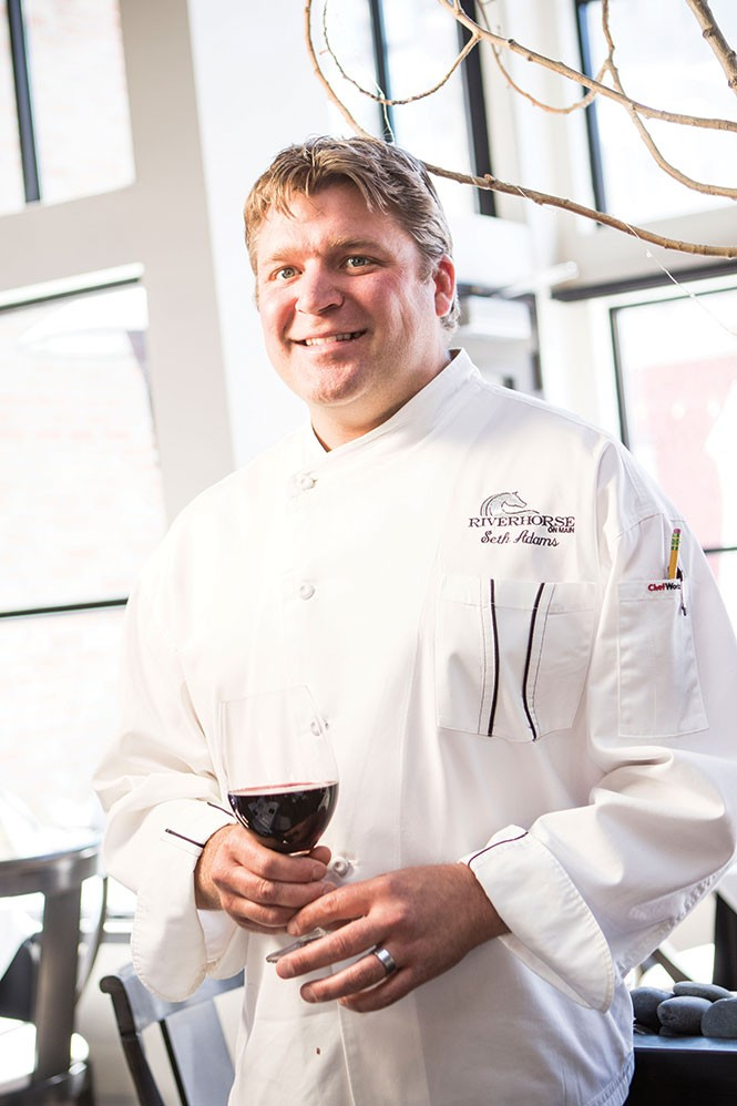 Oceana Hosts Rodney Strong Vineyards Celebrity Chef Tour ...