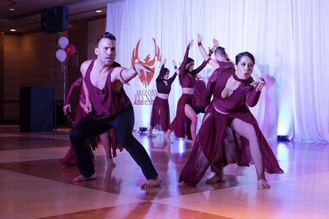 David Olarte & Stilo Dance coming to SLSF from Arizona - KURT MYERS