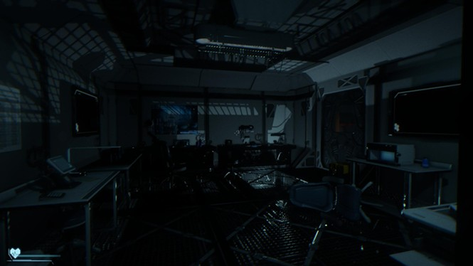 This dank shell of a science lab is about as quiet as it gets. - CAMEL 101