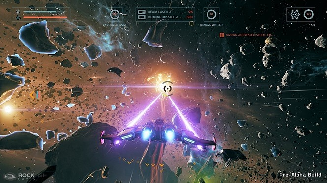 No, I am the Last Starfighter! - ROCKFISH GAMES