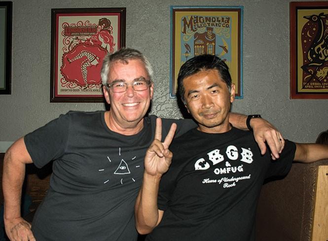 Erik Christiansen, Jim Ngo