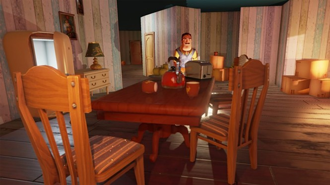 """No! The decor looks great! It totally doesn't have that """"where's the family"""" vibe. - TINYBUILD GAMES"""