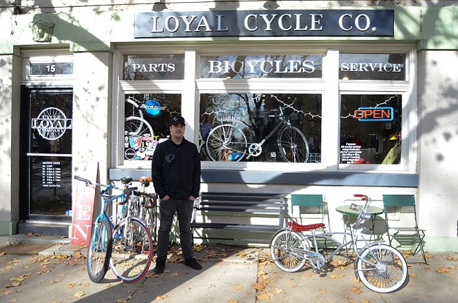 LOYAL CYCLE CO.