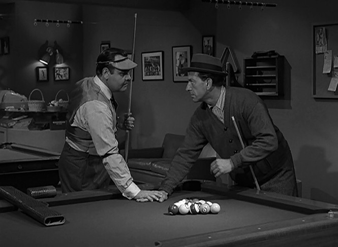 """A Game Of Pool"" - CBS TELEVISION STUDIOS/PARAMOUNT"
