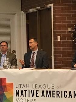 Scott Groene, executive director of Southern Utah Wilderness Alliance. - DW HARRIS
