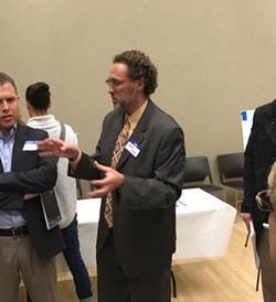 David Litvack, Salt Lake City deputy chief of staff. - DW HARRIS