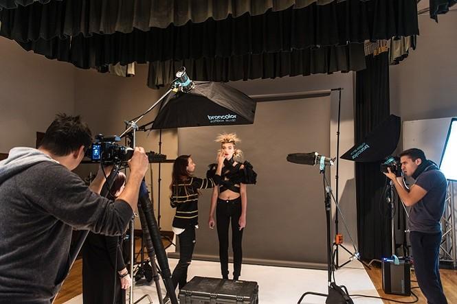 Fashion Photo Shoot - PHOTOCOLLECTIVESTUDIOS.COM