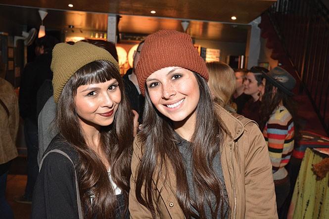 Andee & Larissa Goodrich