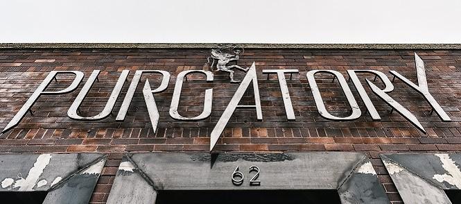 PURGATORY BAR