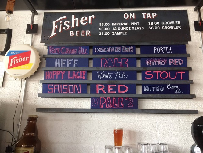 FISHER BREWING