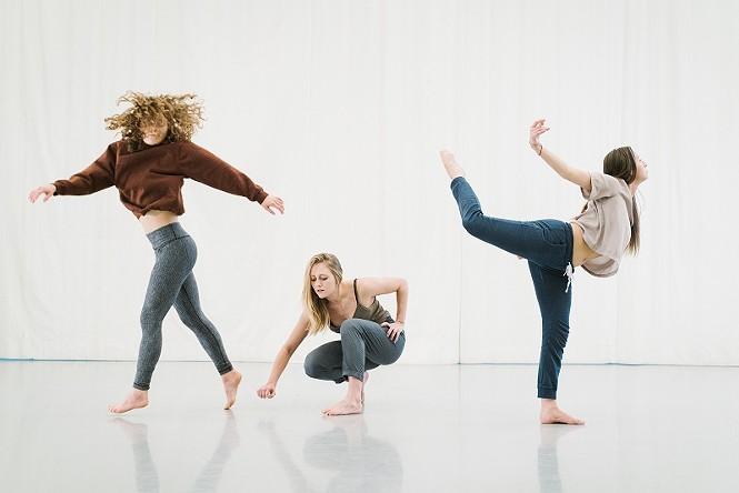 Kate Losser, Luciana Johnson, Bayley Smallwood - MOTION VIVID