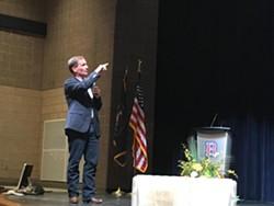 Utah Rep. Chris Stewart. - DW HARRIS