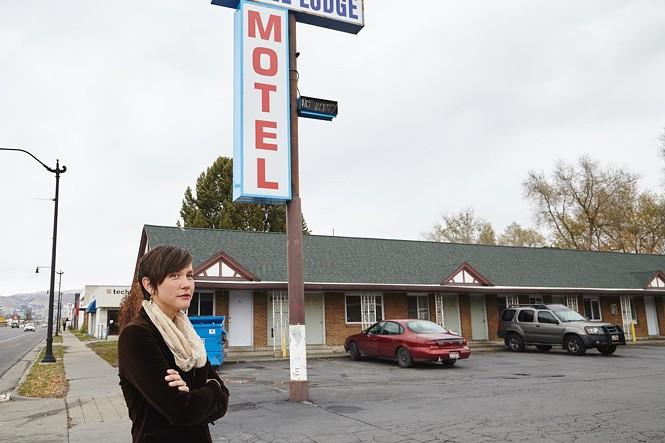 Salt Lake City Councilwoman Erin Mendenhall. - SARAH ARNOFF