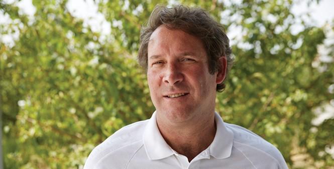 Economic Development Director Christopher Butte - STEVEN VARGO
