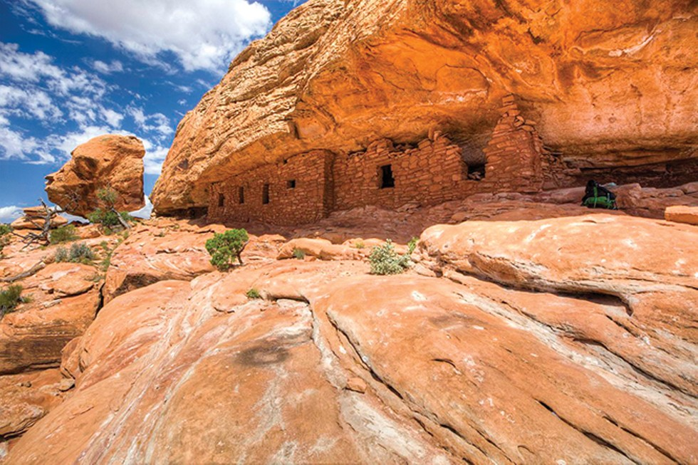 Cedar Mesa Ruins at Bears Ears National Monument. - U.S. BUREAU OF LAND MANAGEMENT