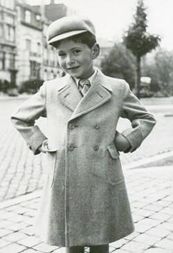 A young Daniel Mattis