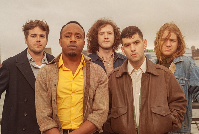 Durand Jones & The Indications - HORATIO BALTZ